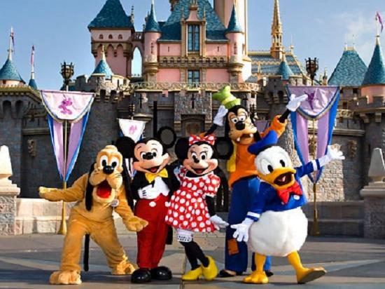 Magia a tu manera Disney