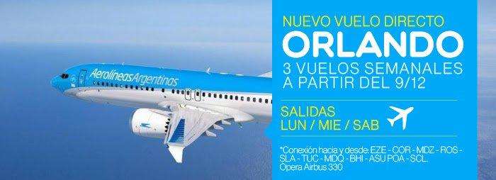 Aereos de Aerolineas Argentinas
