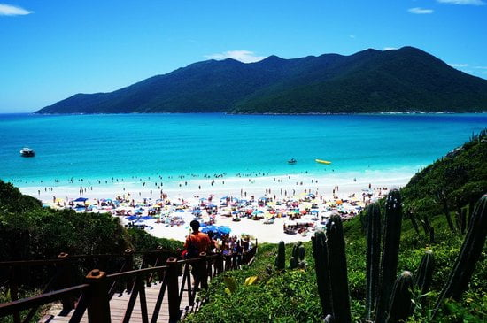Paquete a Arraial do Cabo