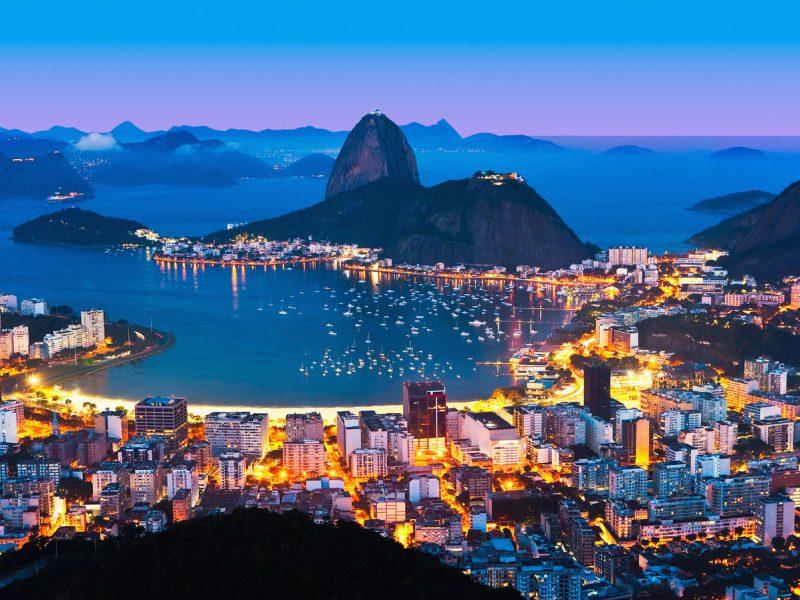 Paquete a Rio de Janeiro