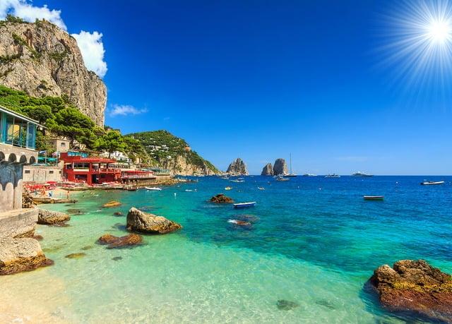 Paquete Sur de Italia