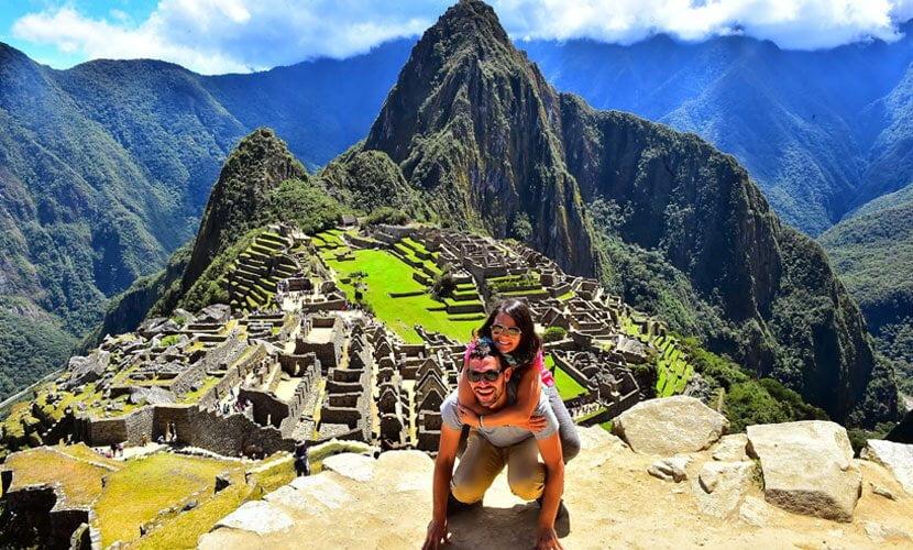 Machu Picchu en Semana Santa